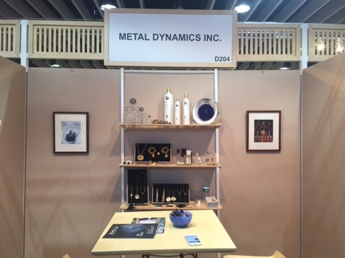 Metal Dynamics is at Luxe Pack NY 2018
