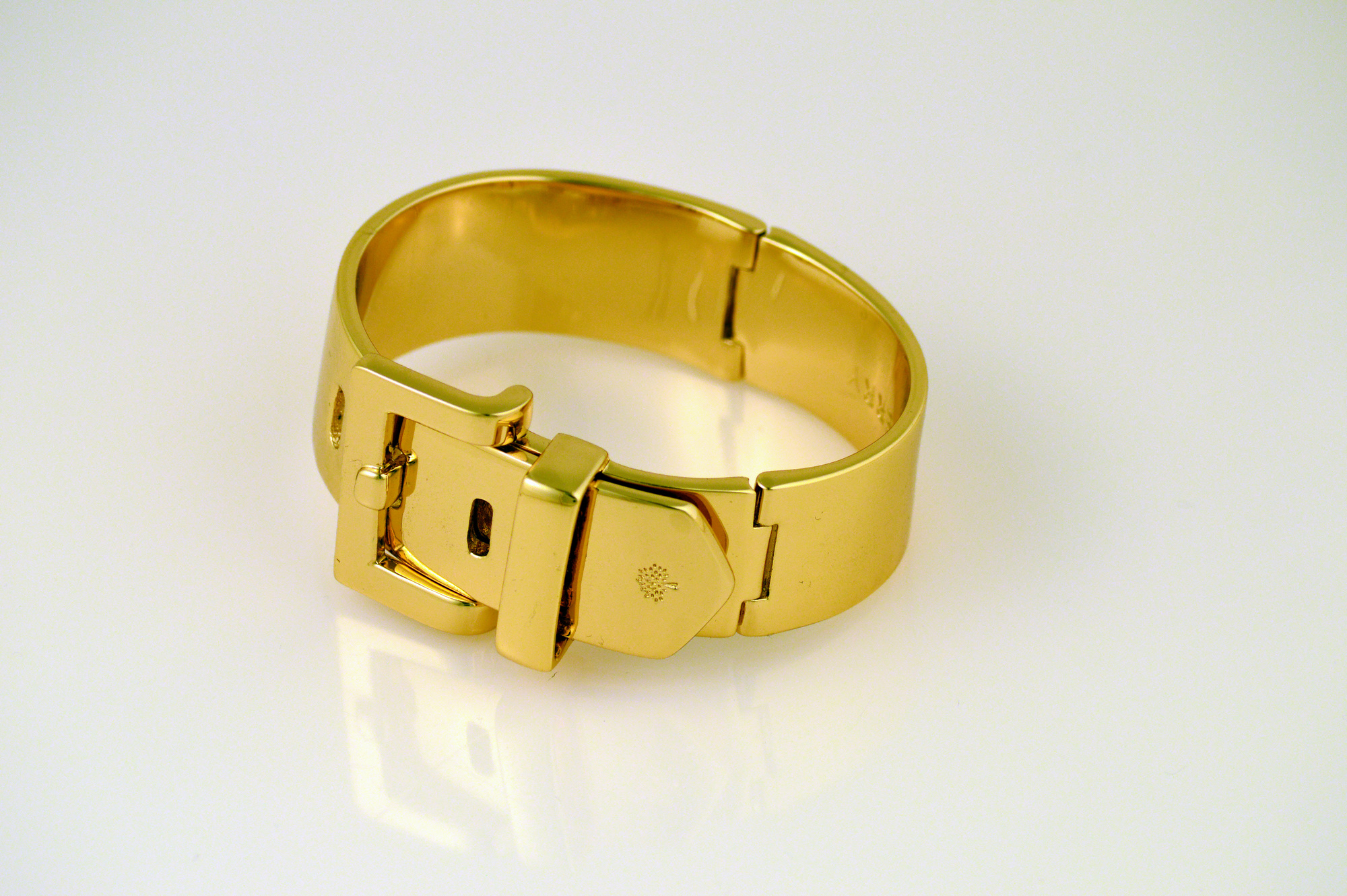 belt gold ring